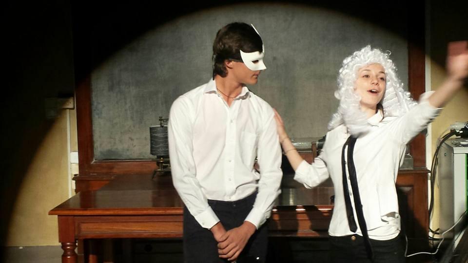 Rousseau teatro